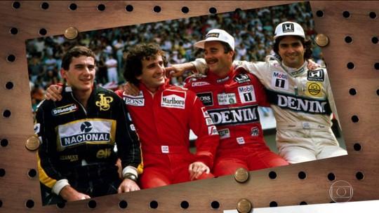 #TdT: Assista ao GP da Austrália de 1986 no SporTV2 neste domingo