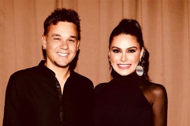 Natália Guimarães e Leandro Scornavacca (Foto: Reprodução/Instagram)