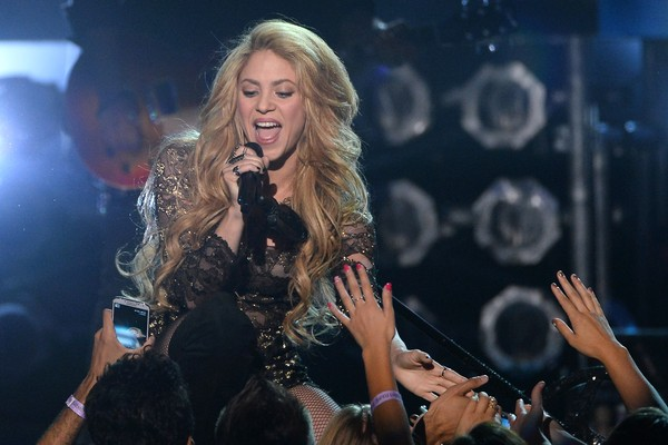 A cantora Shakira (Foto: Getty Images)