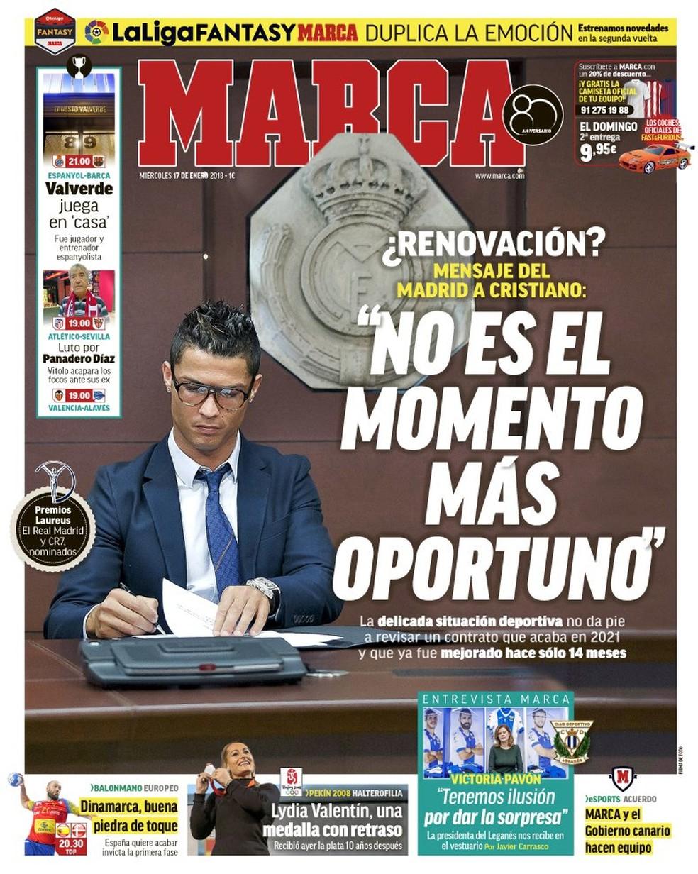 capa Marca 17/01 (Foto: Reprodução)