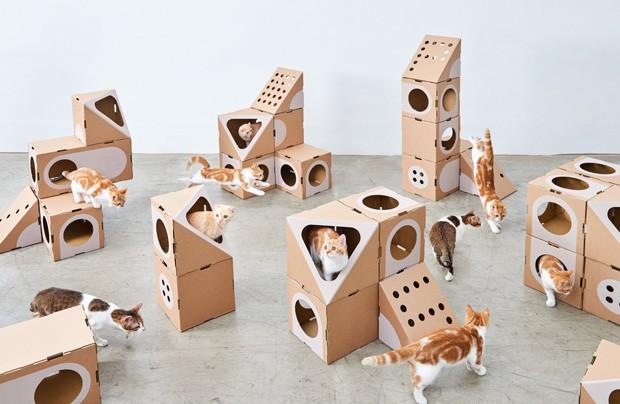 Cada peça tem um nome e simula um ambiente da casa (Foto: Divulgação)