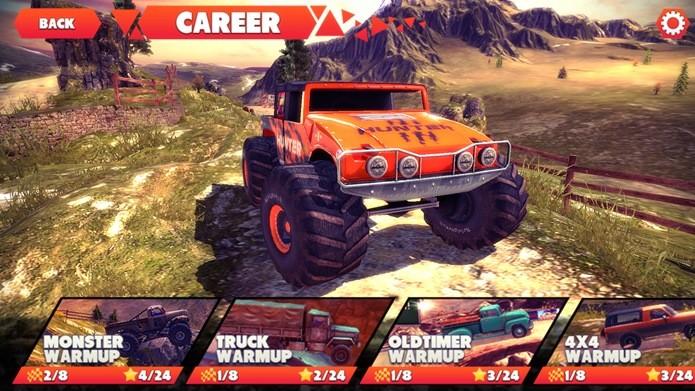Game com carros irados e gráficos de cair o queixo (Foto: Divulgação)