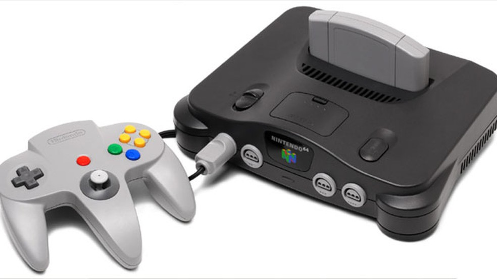 Nintendo 64 still working with cartridges while the competition invested in CDs - Foto: Divulgaçà £ o / Nintendo