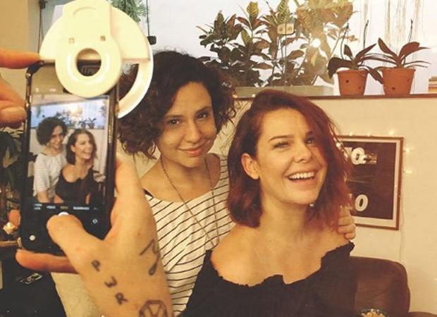 Francis Helena e Fernanda Souza (Foto: Reprodução/Instagram)