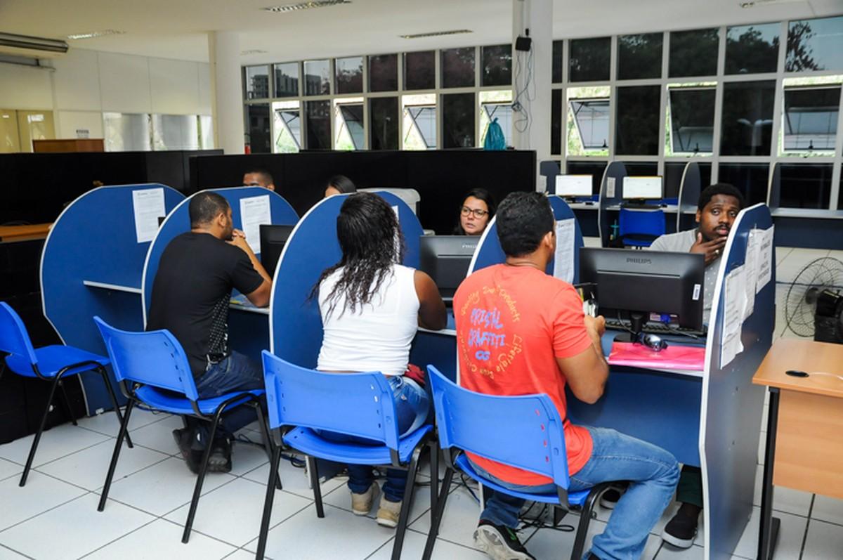 Espaço da Oportunidade de Campos, RJ, tem 199 vagas nesta terça-feira