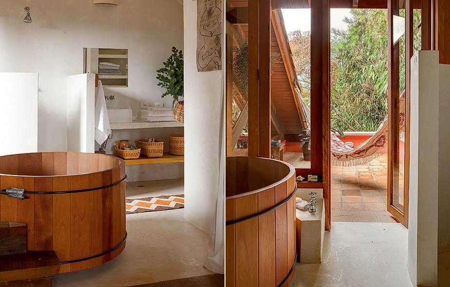 Famosos Banheiro spa - Casa e Jardim | Galeria de fotos TS96