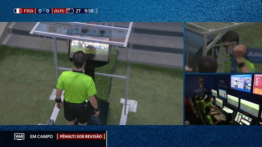"""Rizek projeta pós-Copa e afirma: """"Vamos lamentar muito não ter o VAR no Brasil"""""""