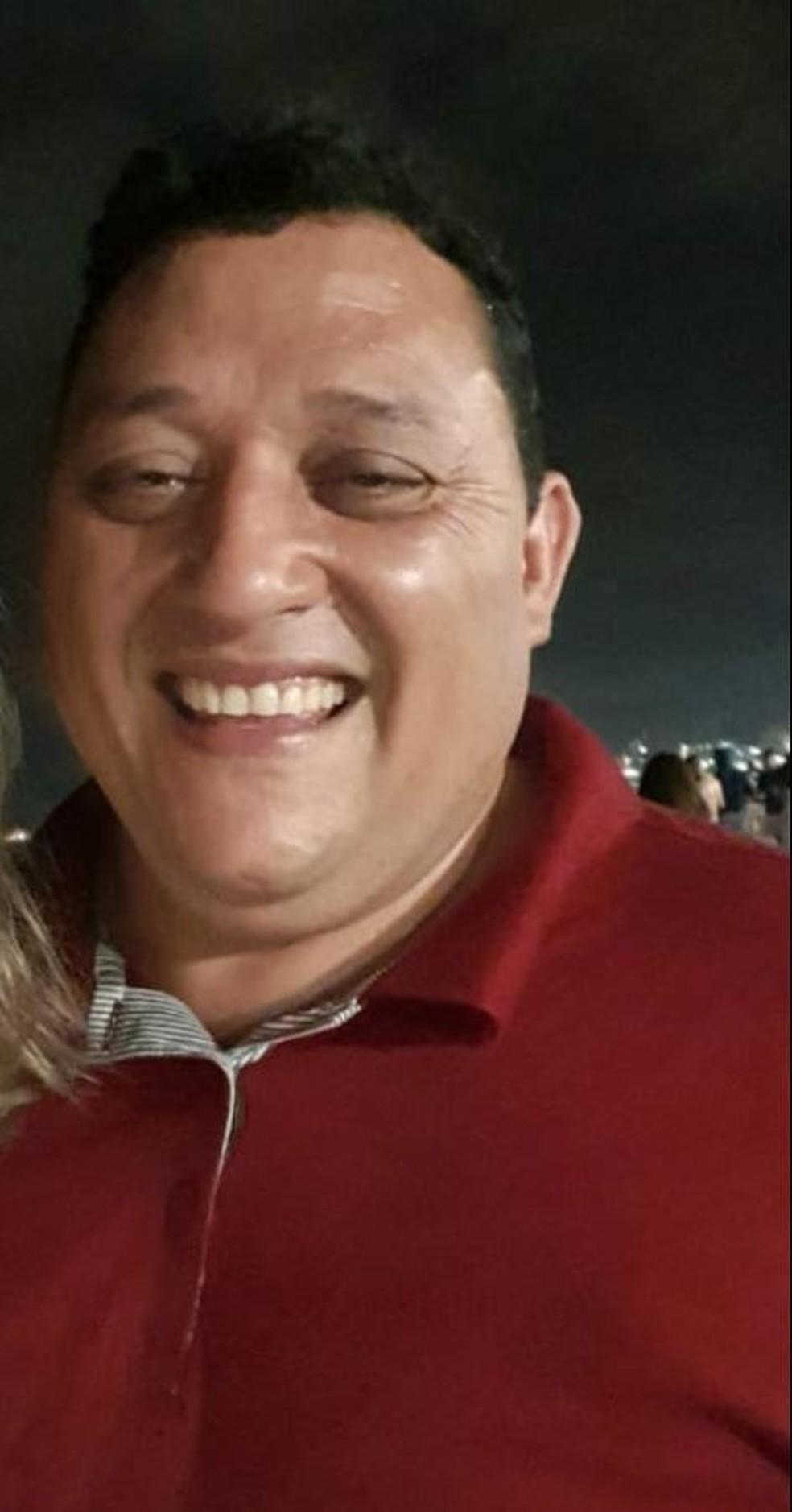 João Ercio de Almeida — Foto: Reprodução/Redes sociais