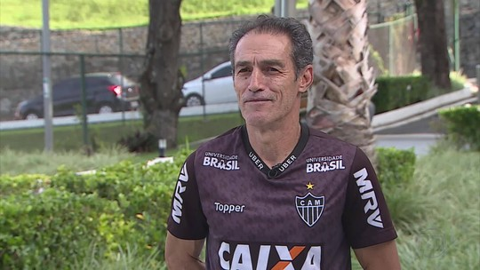 Funcionários do Atlético-MG se lembram do presente dado por Levir pelo título da Copa do Brasil