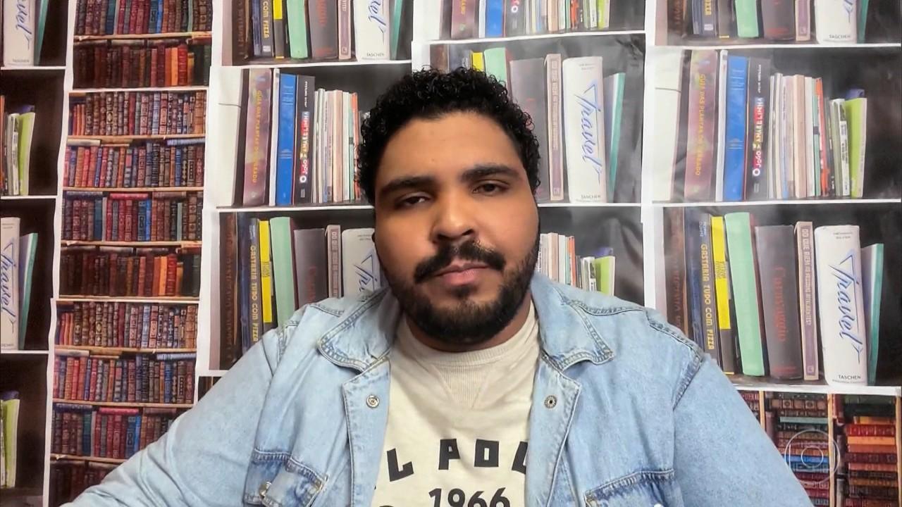 Paulo Vieira reage à Letícia Spiller o imitando em rede social