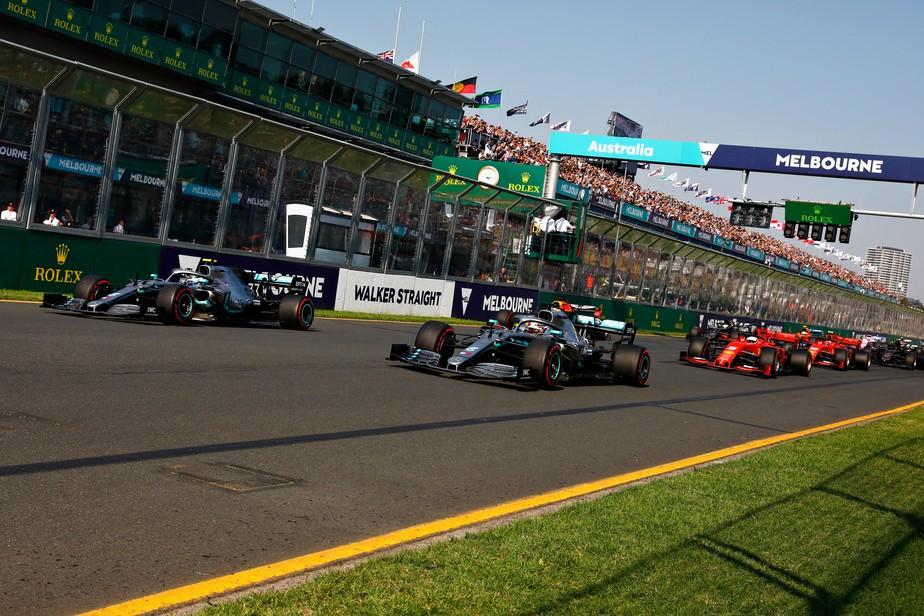 Seria Calendario 2020.Esboco Do Calendario Da Formula 1 Em 2020 Preve 22 Corridas
