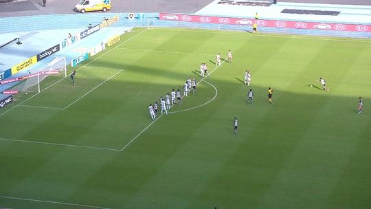 Botafogo 1 x 1 Ceará: confira os melhores momentos e gols