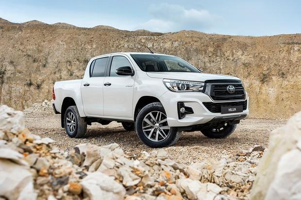 Toyota Hilux Special Edition 2019 (Foto: Divulgação)