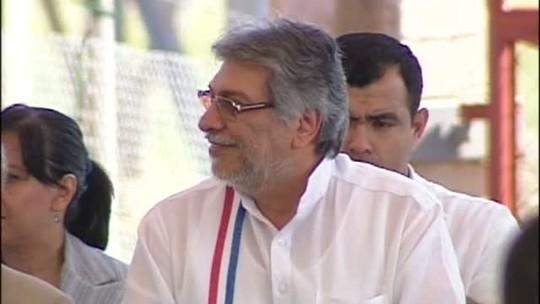 Deu negativo o exame de DNA feito pelo ex-presidente do Paraguai Fernando Lugo