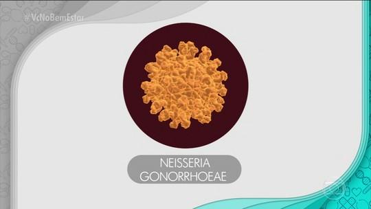 Corrimento é o principal sintoma da gonorreia