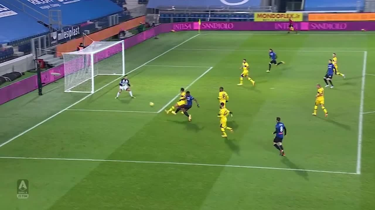 Melhores momentos: Atalanta 3 x 0 Parma, pelo Campeonato Italiano