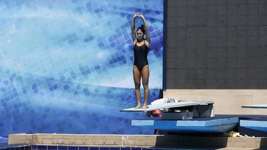 'Saltibum': mulheres relatam desespero com salto de 5m