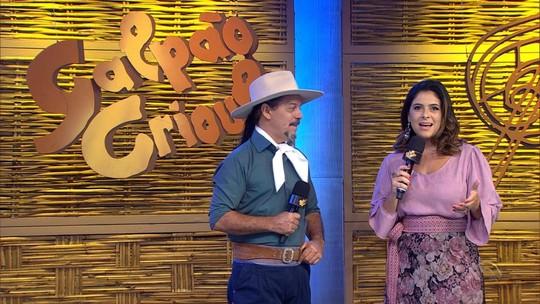 'Galpão Crioulo' recebeu Quarteto Pampa, Gabriel Selvage e Rafael Schmidt e o grupo Tchê Garotos; reveja