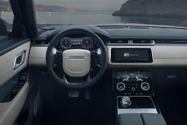 Range Rover Velar SVAutobiography (Foto:  Divulgação)