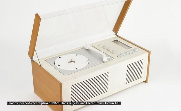 Peça em exposição na Design Make User, no Design Museum, em Londres (Foto: Divulgação)
