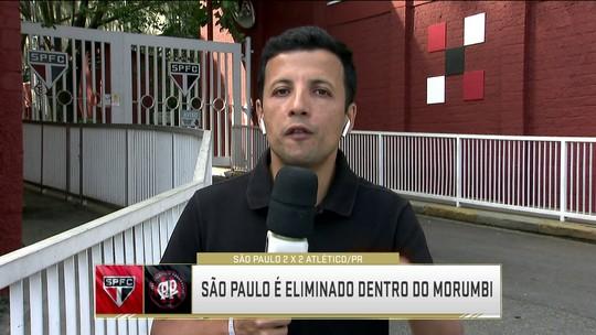 Evolução de um, possível adeus do outro: o que o São Paulo pensa sobre Diego Souza e Cueva