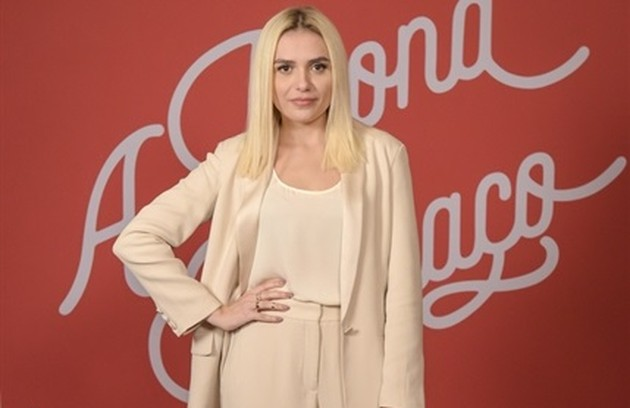 Monica Iozzi viverá Kim, assessora pessoal de Vivi Guedes (Paolla Oliveira) (Foto: TV Globo)