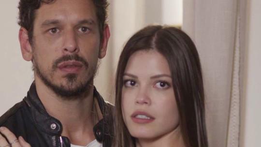 Barraco na família de Cris esquenta a semana de 'Espelho da Vida'