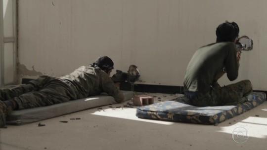 Fotógrafo brasileiro registra retomada de Raqqa, na Síria