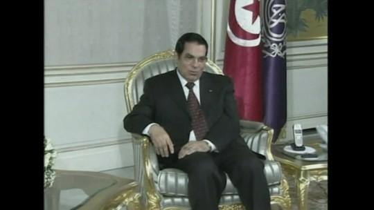 Morre aos 83 anos o ex-ditador da Tunísia, Ben Ali