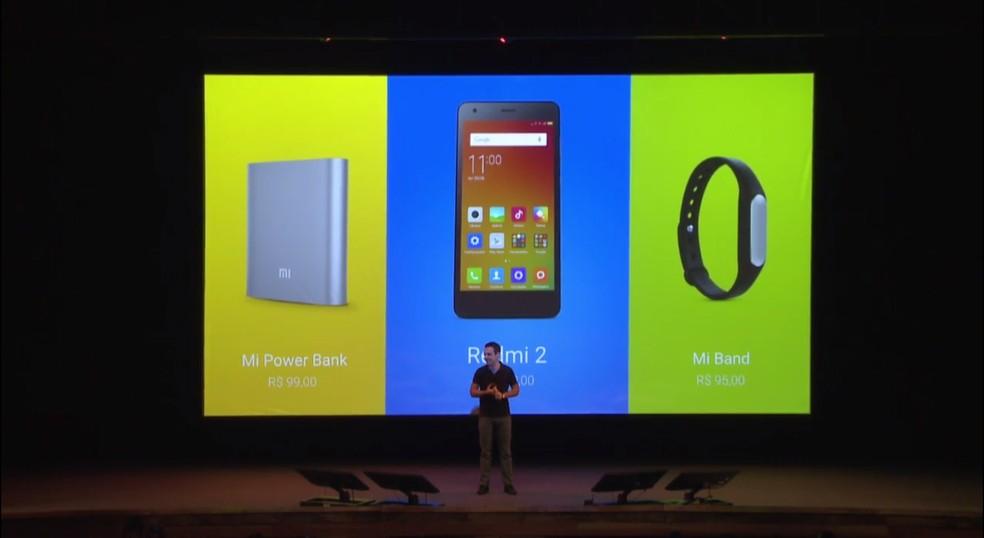 Xiaomi chegou ao Brasil em 2015 — Foto: Reprodução/Xiaomi
