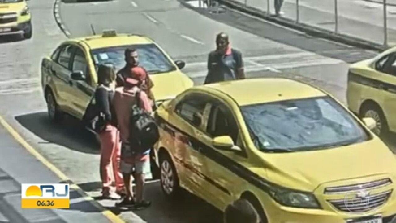 Polícia prende quadrilha que dava golpe em turistas no Aeroporto Internacional Tom Jobim