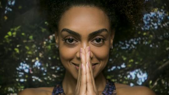 Dandara Mariana fala sobre paixão pelo ioga: 'Me trouxe uma paz interna'