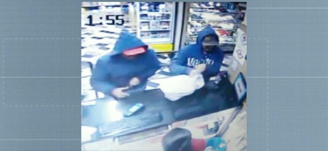Três homens são presos após roubo a padaria em Jaguariúna  - Notícias - Plantão Diário