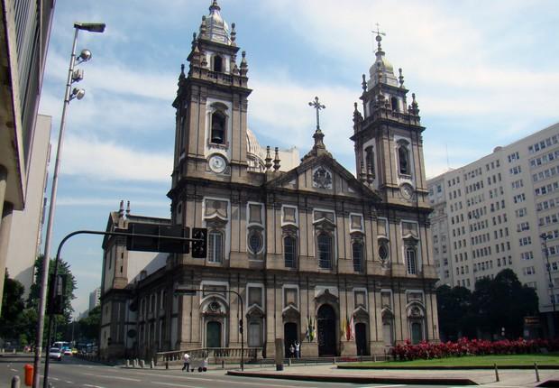 Igreja da Candelária (Foto: Rodrigo Soldon / Flickr)