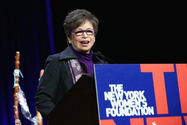 Valerie Jarrett, ex-assessora de Barack Obama (Foto: Getty Images)