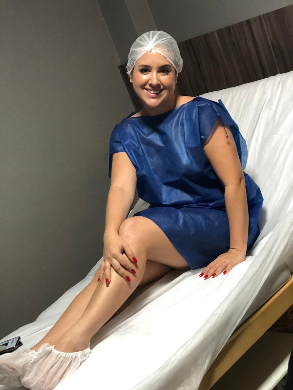 Patricia Leitte passa por novas cirurgias (Foto: Divulgação)