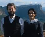 A novela começa no ano de 1856, quando o Dom Pedro II (Selton Mello) e Teresa Cristina (Leticia Sabatella) estão de férias no Mato Grosso   TV Globo