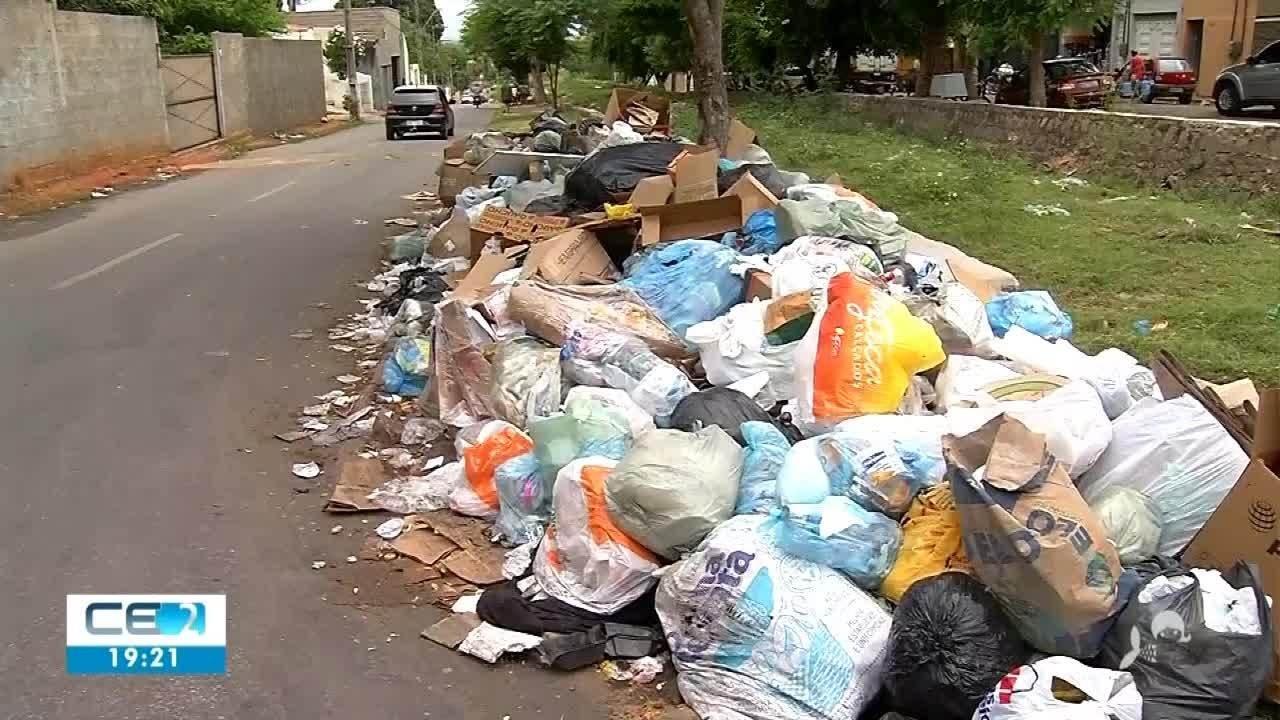 Funcionários da limpeza pública de Juazeiro do Norte voltam ao trabalho