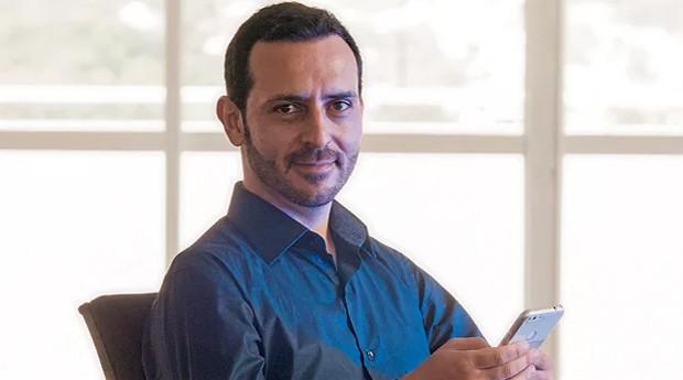 Eric Santos, da Resultados Digitais (Foto: Caio Cezar)