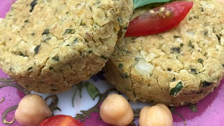 Receita Falafel (Foto: Thaís Rahal)