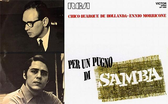 Chico Buarque tem álbum arranjado pelo maestro Ennio Morricone