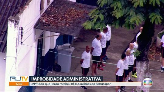 MP/RJ denuncia Pezão por improbidade administrativa