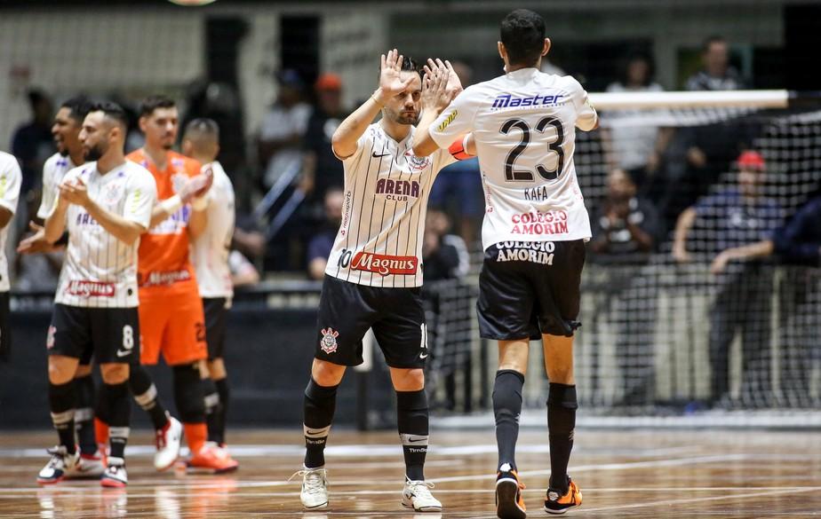 Fora de casa, Corinthians empata com o Horizonte-CE no 1º jogo da final da Copa do Brasil