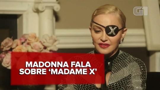 Com 'Madame X', Madonna coloca seu 9º álbum no topo da lista da 'Billboard 200'