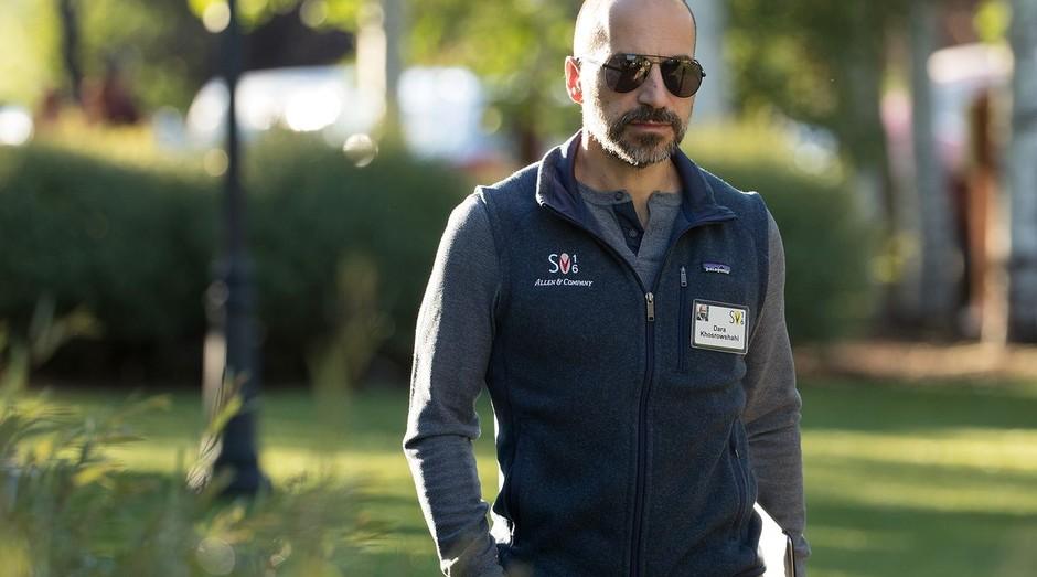Dara Khosrowshahi, novo presidente do Google (Foto: Divulgação)