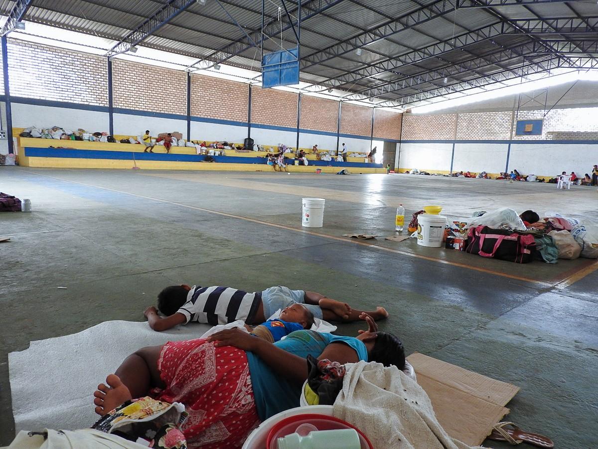 Conanda encontra 270 crianças venezuelanas em condições subumanas em abrigos de Boa Vista