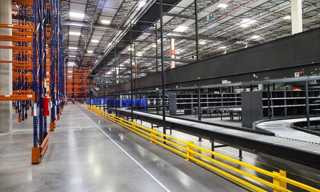 Novo centro de distribuição da FedEx em Cajamar