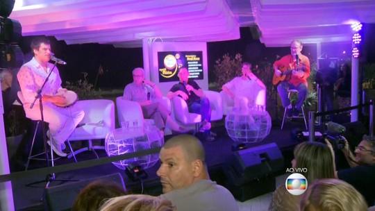 Noel Rosa é homenageado em bate-papo musical no Quiosque da Globo
