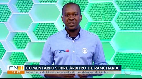 PC de Oliveira avalia como positivas as atuações de árbitro de Rancharia no Paulistão; assista