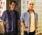 Leandro Hassum e Paulo Cursino | TV Globo